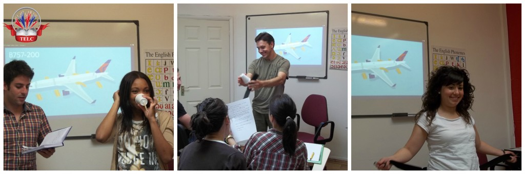 Lesson Plan in-flight  safety procedure