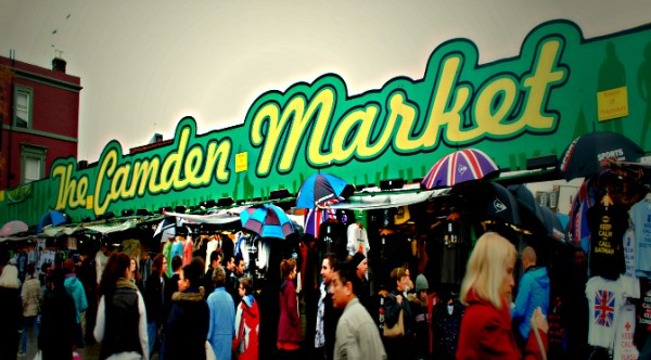 camden market lesson plan london