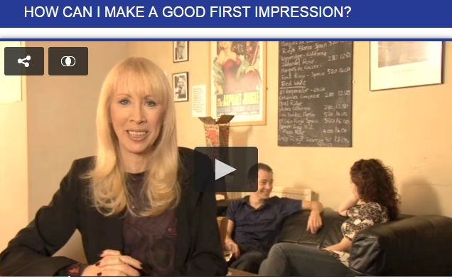 first impression english lesson plan intermediate