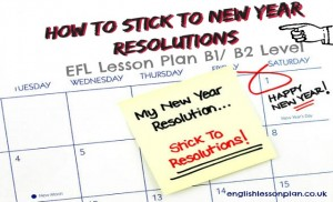 new year resolution lesson plan intermediate b1 b2 speaking writing listening english